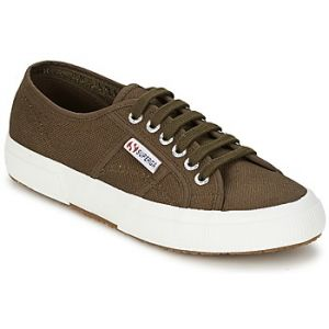 Superga Baskets basses 2750 CLASSIC vert - Taille 36,37,35