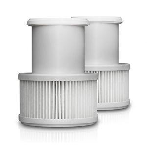 Medisana 60391 - Lot de 2filtres de remplacement pour purificateur d'air