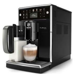 Saeco PicoBaristo SM5570/10 -Version Deluxe Noire- MaxiPack - Machine à café automatique