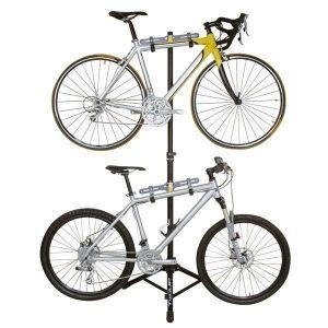 Topeak TwoUp Bike Stand 2012 Accessoires vélos Accessoire de rangement Support de rangement mur/plafond