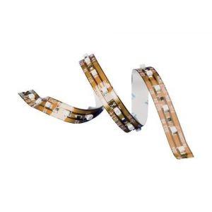 Tru Components Bandes LED avec extrémité de câble ouverte 12 V 16.8 cm blanc lumière du jour 150485