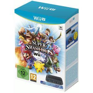 Super Smash Bros. + Adaptateur manette Gamecube pour Wii U [Wii U]