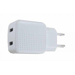 DLH Energy DY-AU2313W - Adaptateur secteur 12W 2.4A USB