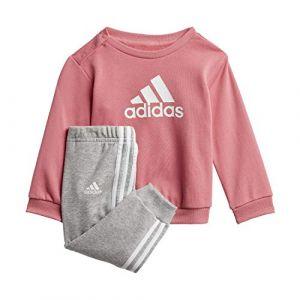 Adidas Ensemble - I bos jog ft - Rose Enfant 9-12 Mois
