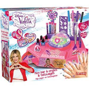 Lansay Mon bar à ongles & tatouages Violetta