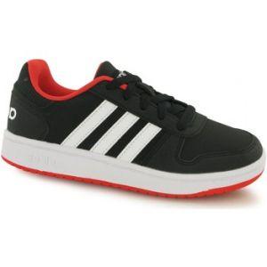 Adidas Chaussures enfant Hoops 2.0 jr nr/rg