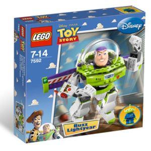 Lego 7592 - Toy Story : Figurine Buzz l'éclair à construire