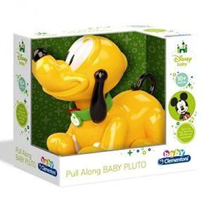 Clementoni Baby Pluto te suit partout - Jouet à tirer