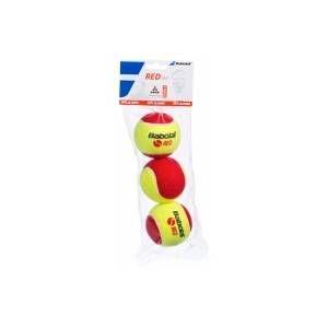 Babolat Red Felt 3 Balls 3 balls