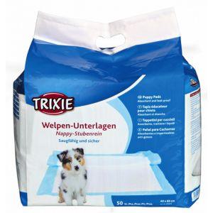 Trixie Tapis éducateur Nappy 10 pièces pour chien