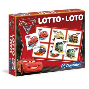 Clementoni Loto Cars 3