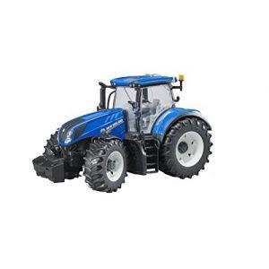 Bruder Toys Tracteur New Holland T7.315 bleu