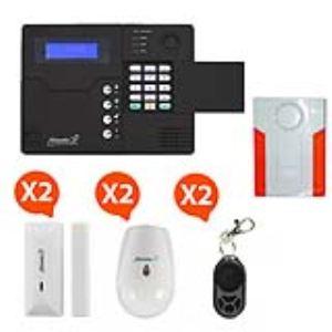 Atlantic's ST V Kit 3 - Alarme GSM sans fil
