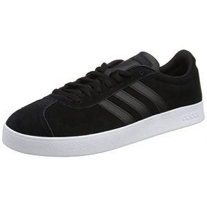 low priced cb009 dcaa0 Adidas VL Court 2.0, Chaussures de Gymnastique Homme, Noir (Core BlackCore