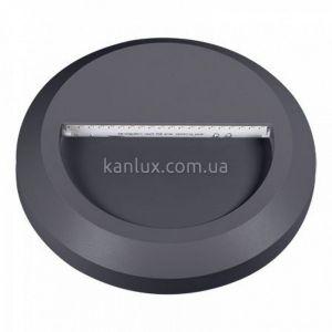 Kanlux Applique led extérieur - 1 watt - IP65 - Forme - Rond -