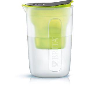 Brita Fun Filtre à eau pour carafe Noir, Citron vert, Transparent 0,5 L
