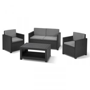 table jardin allibert comparer 57 offres. Black Bedroom Furniture Sets. Home Design Ideas