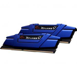 G.Skill F4-2400C15D-16GVB - Barrette mémoire Ripjaws V DDR4 16 Go (2 x 8 Go) DIMM 288-Pins 2400 MHz