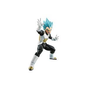 Abysse Corp Figurine 16 cm Dragon Ball Vegeta Blue Super Dragonball Heroes Transcendence