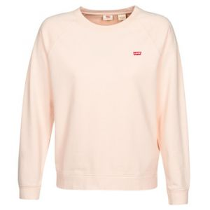 Levi's Sweat-shirt RELAXED CREW NEW rose - Taille S,M,L,XS