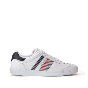 Tommy Hilfiger Chaussures casual avec logo sur le côté Blanc - Taille 40