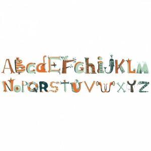 Djeco Stickers L'alphabet des pirates