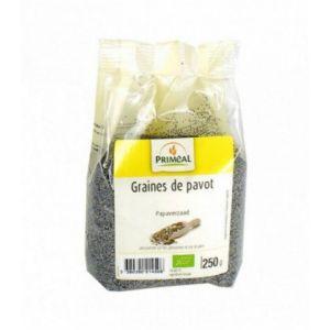 Priméal Graines de Pavot 250 g