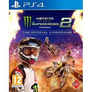 Monster Energy Supercross - The Official Videogame 2 [PS4]