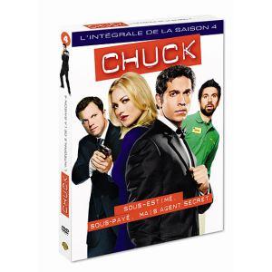 Chuck - Saison 4