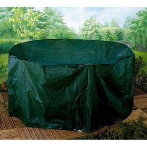 Gardman Housse pour salon de jardin 208 x 191 x 95 cm