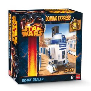 Goliath Domino Express : R2-D2 Dealer Star Wars