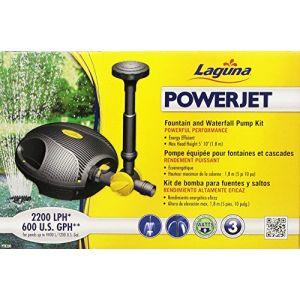 Laguna PT8200 - Pompe d'ornement Powerjet 600 débit 2200 L/H