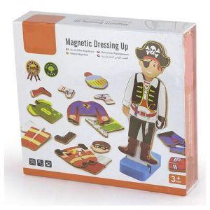 Ogo Sapin Malin : garçon magnétique à habiller