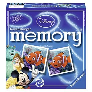 Ravensburger Grand Memory Disney Multi Héros