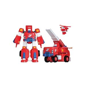 Auldey Super Wings Mini véhicule transformable - Jett