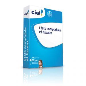 Etats Comptables et Fiscaux CVAE 2012 pour Windows