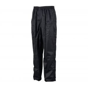 Regatta Pantalons Pack It Overtrousers - Black - Taille S