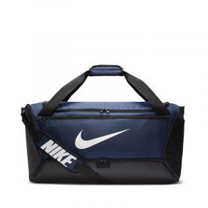 Nike Sac de sport de training Brasilia (taille moyenne) - Bleu - Taille ONE SIZE - Unisex