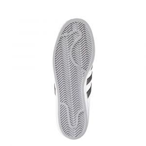Adidas Superstar chaussures blanc noir T. 54 2/3