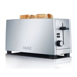 Graef TO400 - Grille-pain 4 fentes