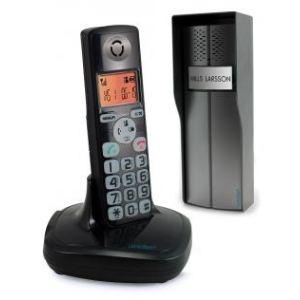 Avidsen 102193 - Interphone audio sans fil fonction téléphone
