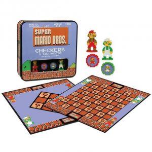 Jeu de dames Nintendo Super Mario Bros Collector's Edition