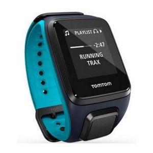 TomTom Runner 2 Music - Montre GPS (bracelet large)