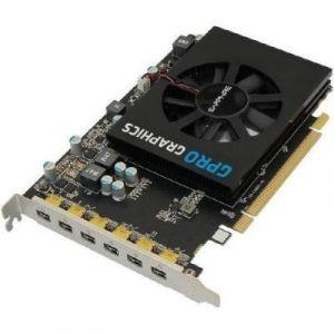 Sapphire Technology Carte graphique AMD GPRO 6200 4 Go GDDR5 PCIe x16