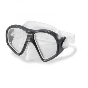 Intex Masque de plongée Reef Rider Noir