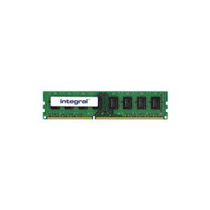 Integral IN3T8GNAJKXLV - Barrette mémoire 8 Go DDR3 1600Mhz DIMM PC3-12800 NON-ECC 512x8 CL11