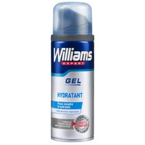 Williams Gel à raser Protect hydratant 200 ml