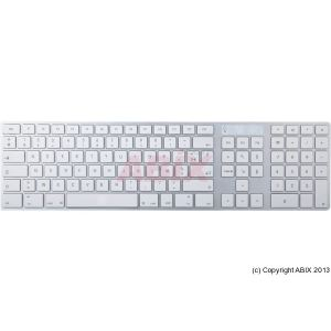 The Mobility Lab Wireless Design Touch for Mac (ML300900) - Clavier sans fil Bluetooth azerty