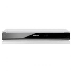 Panasonic DMR-PWT535 - Lecteur Blu-ray 3D Enregistreur 250 Go Double Tuner TNT HD