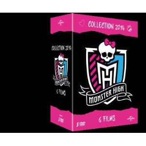 Monster High - Collection 2014 - 6 films